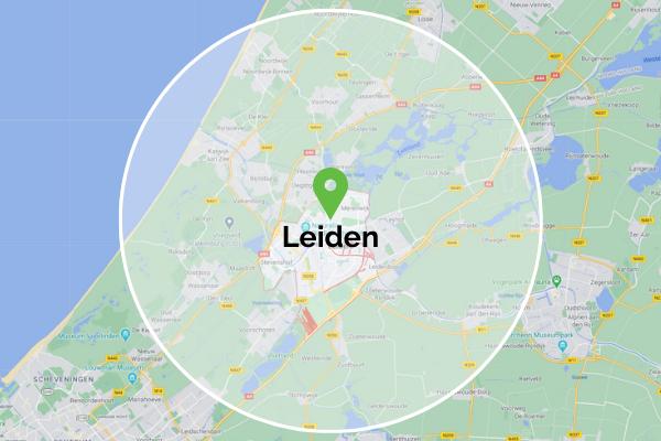 Elektricien werkgebied Leiden